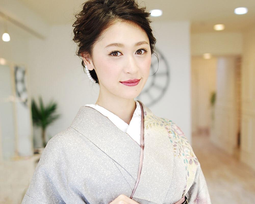 赤坂の美容院(美容室) | Replay 着物・着付けメニューイメージ