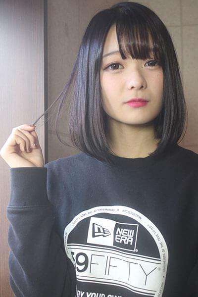 赤坂の美容院(美容室) | Replay オーダートリートメントボブ