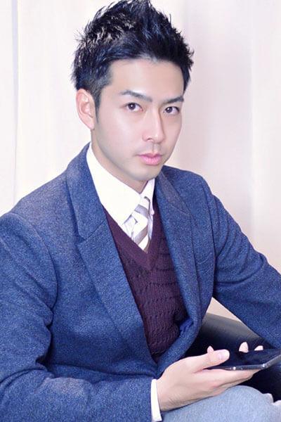 赤坂の美容院(美容室) | Replay 爽やかビジネスショートスタイル