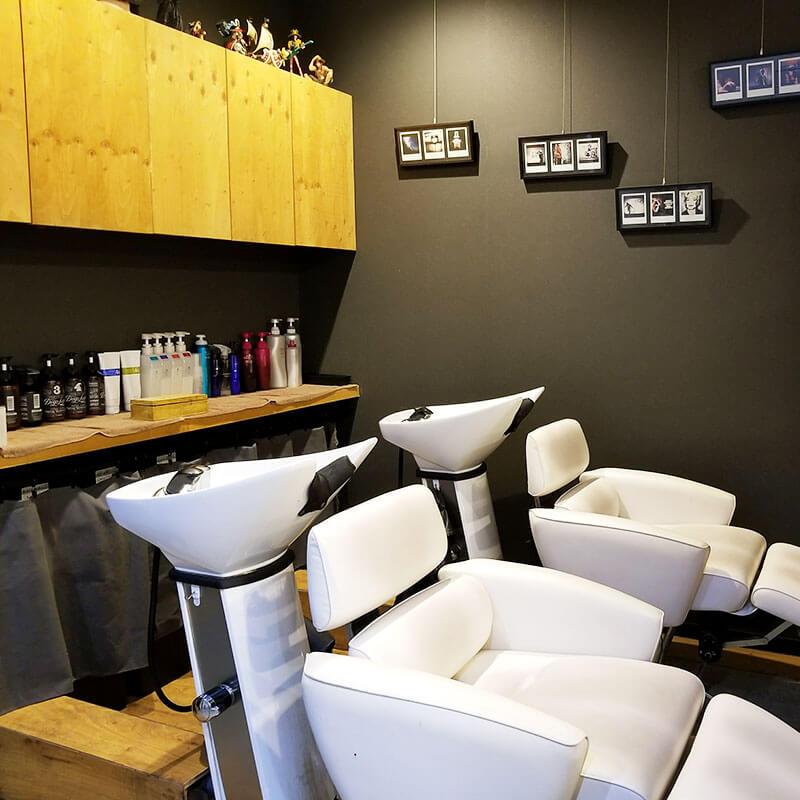 赤坂の美容院(美容室) | Replay 店舗イメージその4