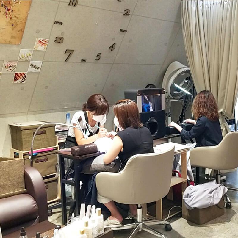 赤坂の美容院(美容室) | Replay 店舗イメージその8